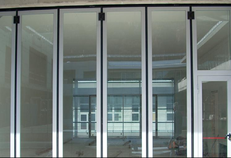 Glass Door I