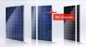 ECOLINE IBC SOLAR