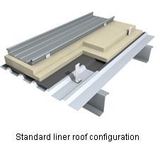 Kalzip Standing Seam Roof Dimensions