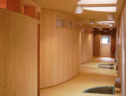 Cross Laminated Timber Panels